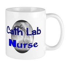 Cath Lab Nurse Small Mug