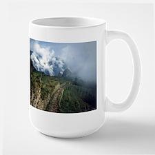 MISTY MACHU PICCHU Ceramic Mugs