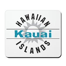 Kauai Hawaii Mousepad