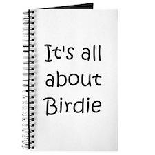 Cute Birdie Journal