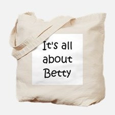 Cute Betty Tote Bag