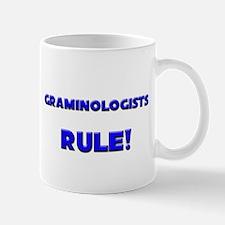 Graminologists Rule! Mug