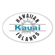Kauai Hawaii Decal