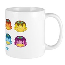 Kawaii Kappa Rainbow 2 Mug