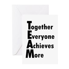 TEAM Greeting Cards (Pk of 20)