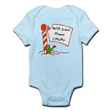 With Love From Cthulhu Infant Bodysuit
