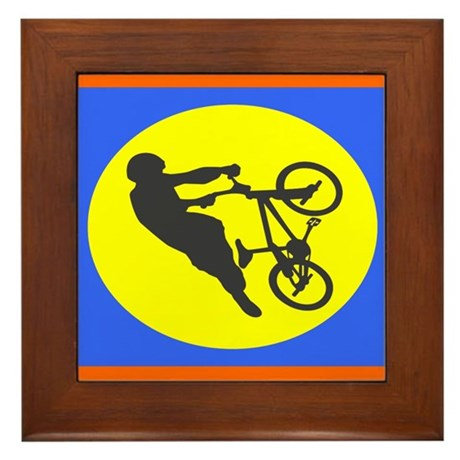 BMX Framed Tile