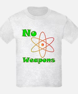 No Nuclear Weapons T-Shirt
