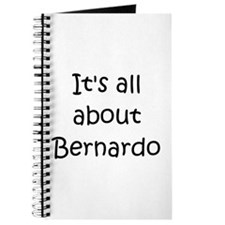 Funny Bernardo Journal