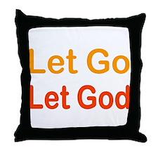 Let Go Let God Throw