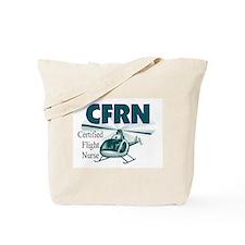 Flight Nurse Tote Bag
