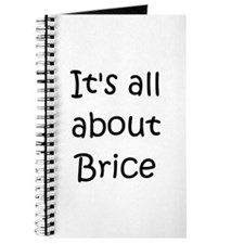 Funny Brice Journal