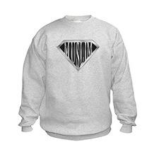 SuperMuslim(metal) Sweatshirt