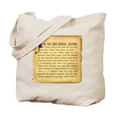 Holy Grenade Tote Bag