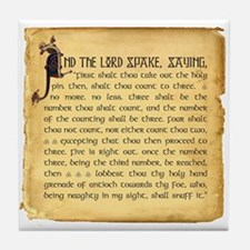 Holy Grenade Tile Coaster