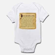 Holy Grenade Infant Bodysuit
