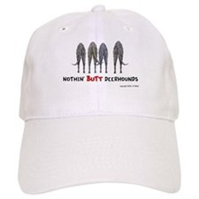 Nothin' Butt Deerhounds Baseball Cap