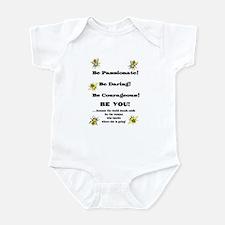 Be Courageous Infant Bodysuit