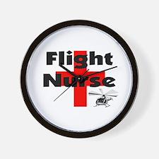MORE Flight Nurse Wall Clock