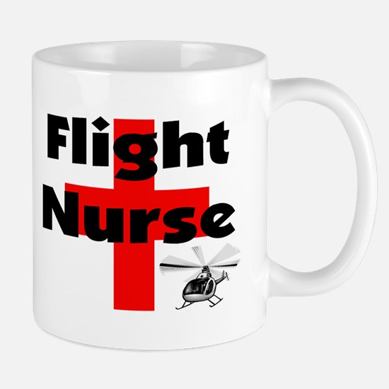 MORE Flight Nurse Mug