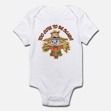 TOO CUTE TO BE SCARY! Infant Bodysuit