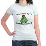 Guard Presents Jr. Ringer T-Shirt