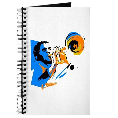 Trumpet Player Journal