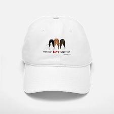 Nothin' Butt Staffies Baseball Baseball Cap