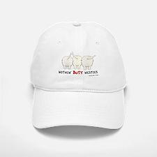 Nothin' Butt Westies Baseball Baseball Cap