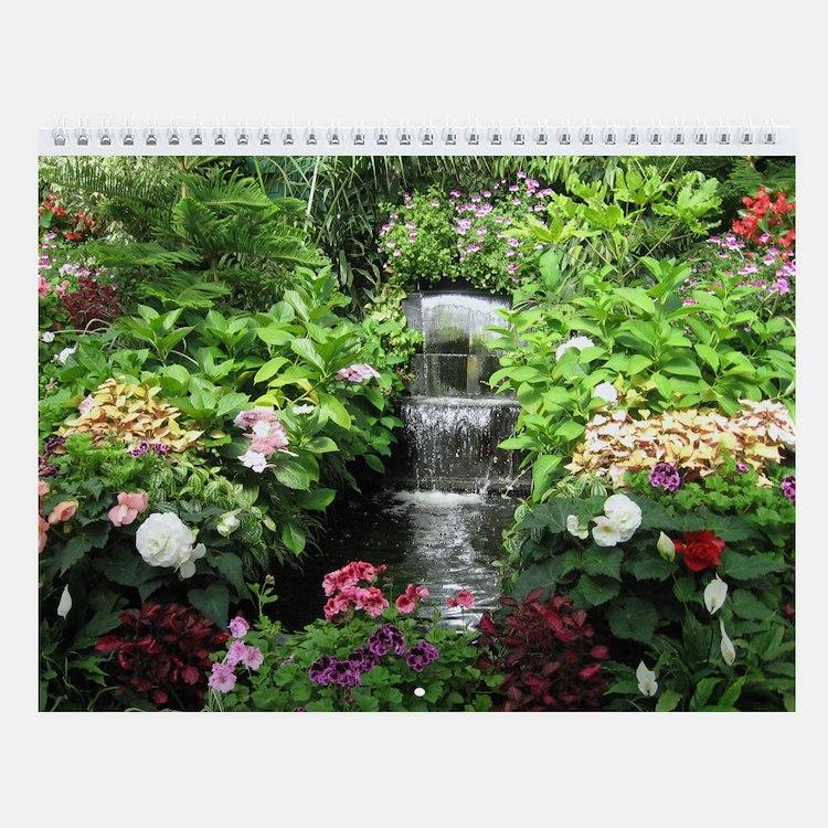 Secret Garden: Butchart Gardens Calendars