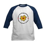 Have You Hugged Asperger's Kids Baseball Jersey