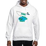 VaVa's Fishing Buddy Hooded Sweatshirt