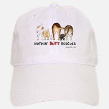 Dog Breed Rescues Baseball Baseball Cap