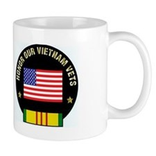 Honor Our Vietnam Vets Mug
