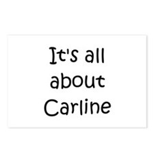 Cool Carlin Postcards (Package of 8)