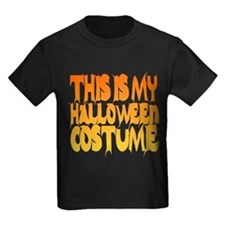 This is My Halloween Costume T