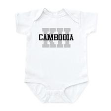 KH Cambodia Infant Bodysuit