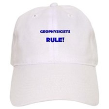 Geophysicists Rule! Baseball Cap