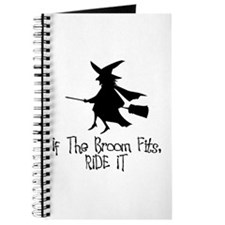 If the Broom Fits Journal