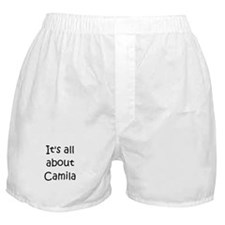 Cool Camila Boxer Shorts