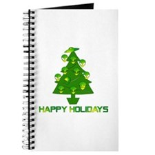 Alien Christmas Tree Journal