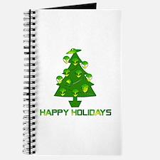 Alien Christmas Tree Journal