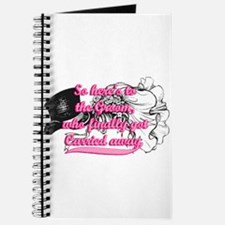 SATC Carrie Big Toast Journal