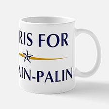 PERRIS for McCain-Palin Mug