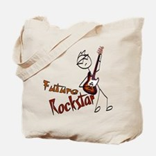 Future Rockstar Tote Bag