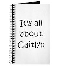 Funny Caitlyn Journal