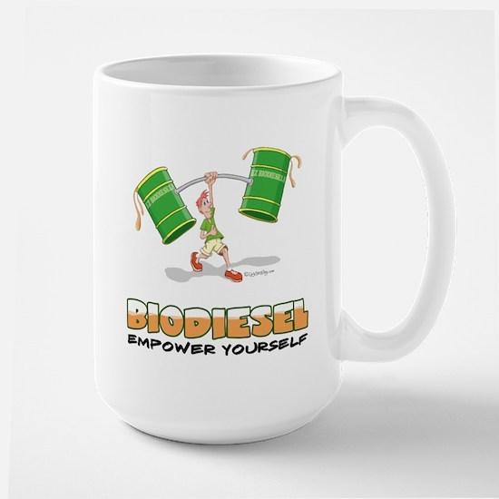 Empower yourself Large Mug