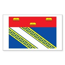 ardennes Rectangle Decal