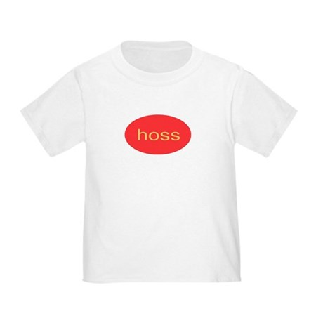 hoss Toddler T-Shirt