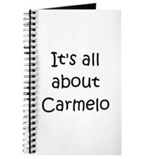 Funny Carmelo Journal